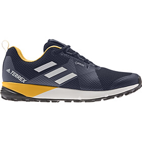 adidas TERREX Two GTX Low-Cut Schuhe Herren legend ink/grey one/active gold